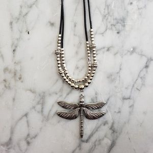 Uno de 50 INSPIRED  Dragonfly necklace